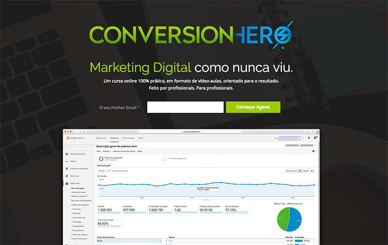 Landing Pages para Inbound Marketing
