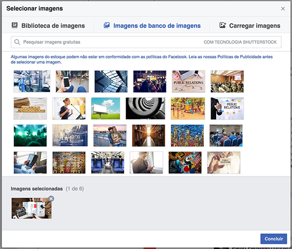 Facebook Ads Image Bank