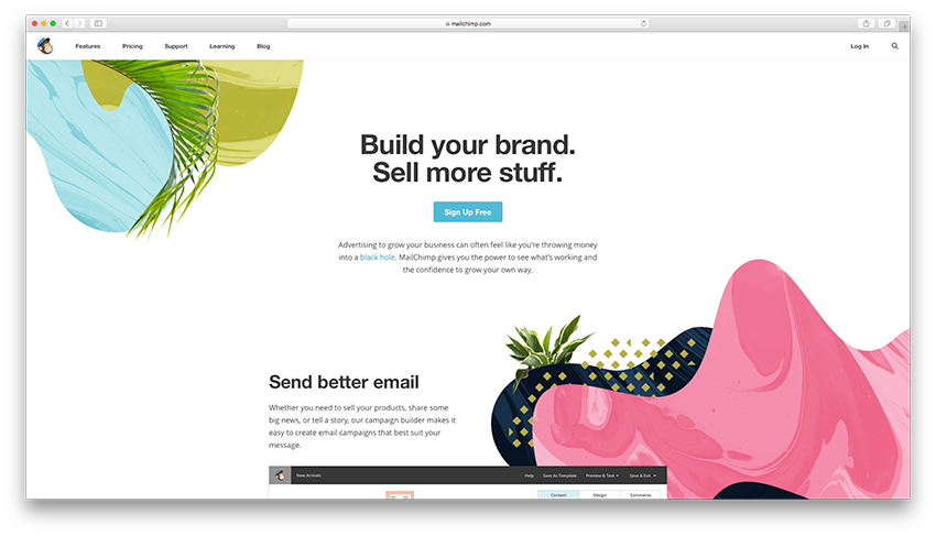 E-mail Marketing - MailChimp
