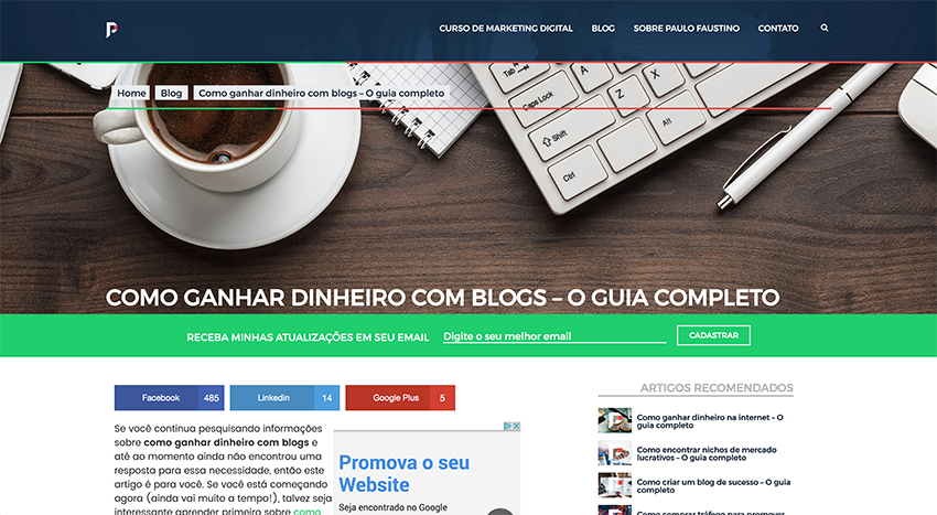 Link Building - Guia completo