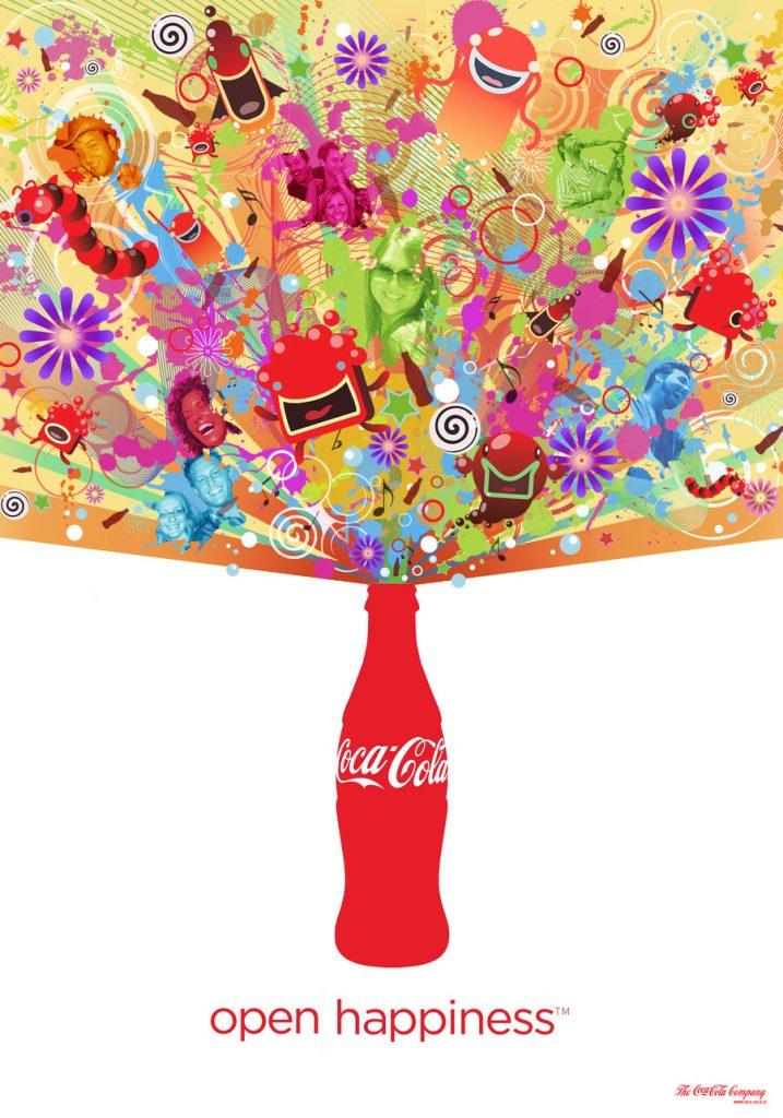 Coca-Cola - Abrir a Felicidade