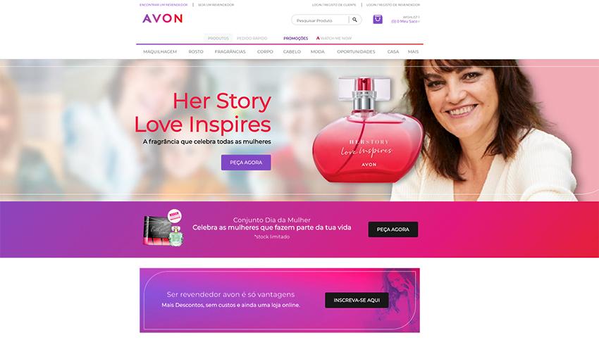 Marketing Multinível da Avon